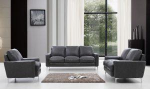 jual sofa kulit minimalis