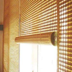 jual tirai bambu serpong