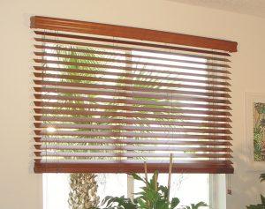 jual wooden blind