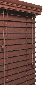 jual wooden blind serpong