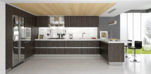 jual kitchen set jadi