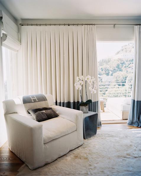 contoh gorden ruang tamu minimalis