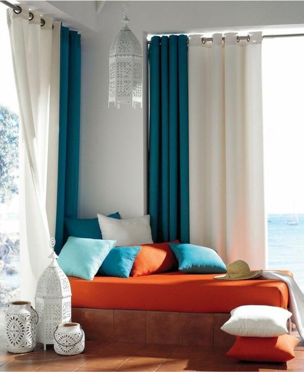 gorden minimalis untuk ruang tamu